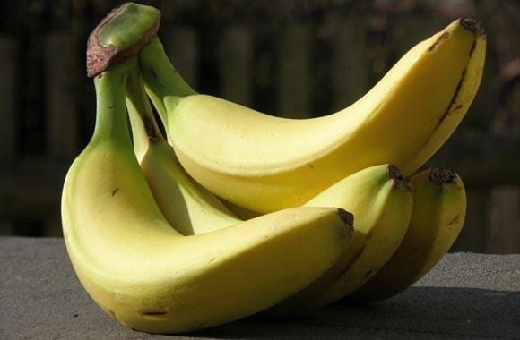 food sleep bananas