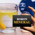 mineral boron