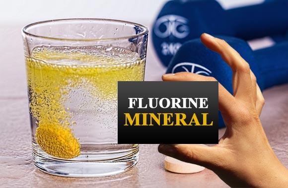 mineral fluorine