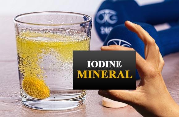 mineral iodine