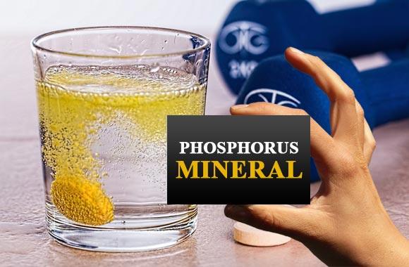 mineral phosphorus