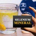 mineral selenium