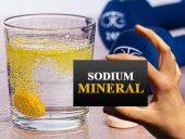 mineral sodium