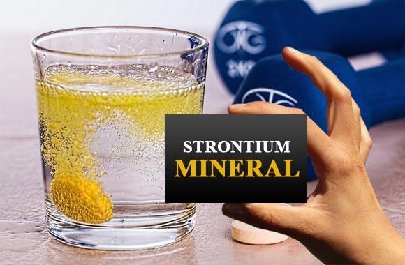 mineral strontium