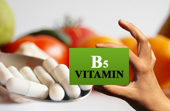 vitamin b5