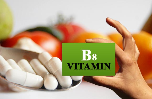 vitamin b8
