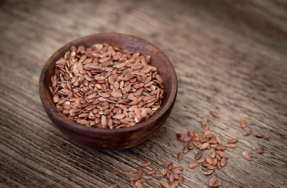 flax seed grains