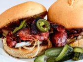 high cholesterol burger