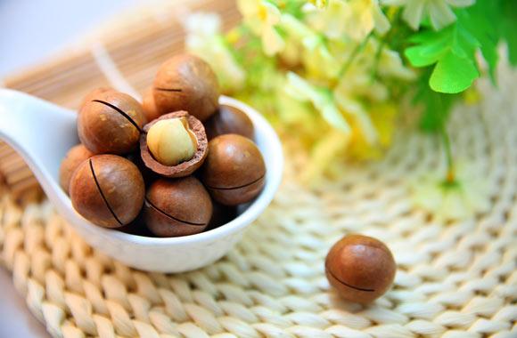 macademia nuts
